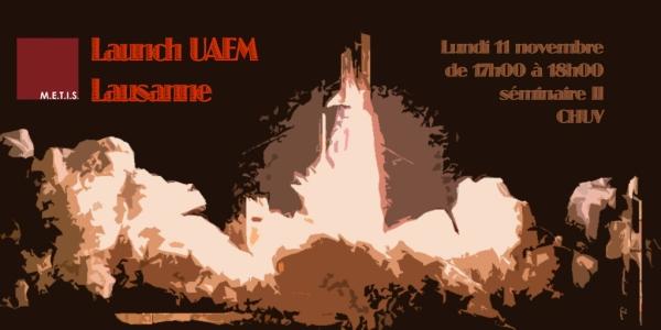 Launch UAEM Lausanne